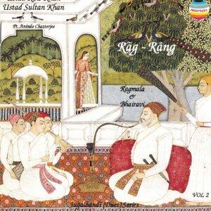 Ustad Rais Khan, Ustad Sultan Khan, Anindo Chatterjee 歌手頭像
