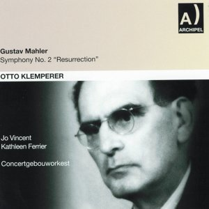 Concertgebouw Orkest, Otto Klemperer, Jo Vincent, Kathleen Ferrier 歌手頭像