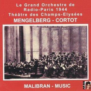 Le grand orchestre de Radio-Paris, Willem Mengelberg, Alfred Cortot 歌手頭像