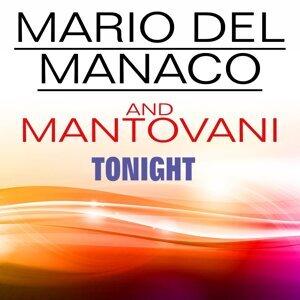 Orchester Mantovani, Mantovani, Mario Del Manaco 歌手頭像