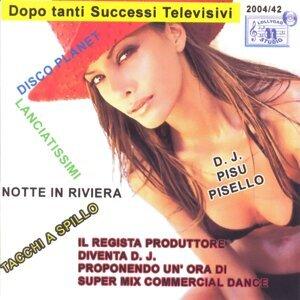 Dj Pisu Pisello 歌手頭像