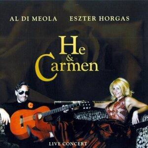 Al Di Meola Eszter Horgas 歌手頭像