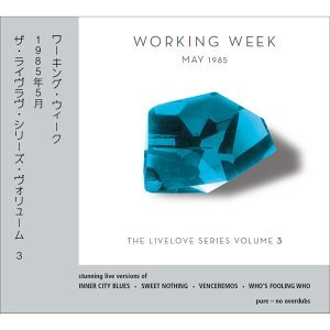Working Week 歌手頭像