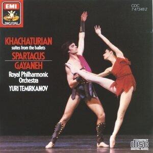 Yuri Temirkanov/Royal Philharmonic Orchestra 歌手頭像