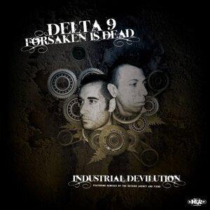 Forsaken Is Dead, Delta 9 歌手頭像