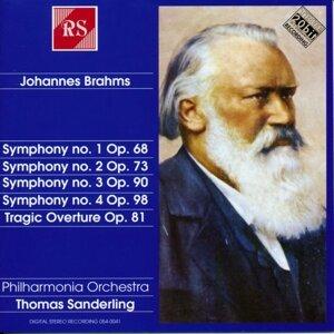 Philharmonia Orchestra, Thomas Sanderling 歌手頭像