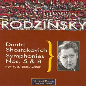 Artur Rodzinsky, New York Philharmonic 歌手頭像