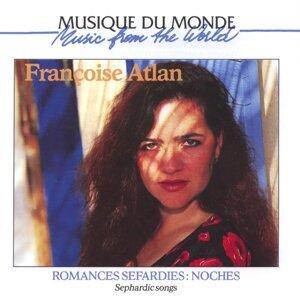 Françoise Atlan 歌手頭像