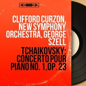 Clifford Curzon, New Symphony Orchestra, George Szell 歌手頭像