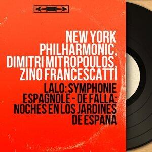 New York Philharmonic, Dimitri Mitropoulos, Zino Francescatti 歌手頭像