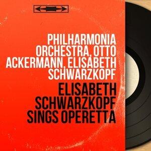 Philharmonia Orchestra, Otto Ackermann, Elisabeth Schwarzkopf 歌手頭像