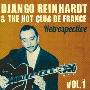 Django Reinhardt, Freddy Taylor 歌手頭像