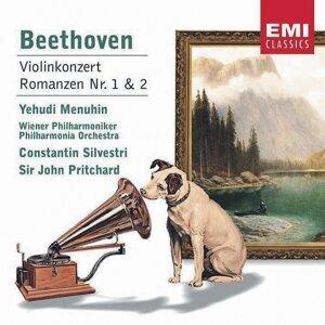 Yehudi Menuhin/Constantin Silvestri/Sir John Pritchard 歌手頭像