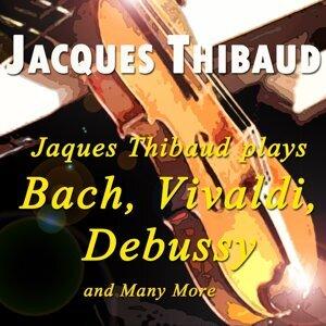 Orchestre De La Suisse Romande, Ernest Ansermet, Jacques Thibaud, Alfred Cortot, Rene Ortmans 歌手頭像