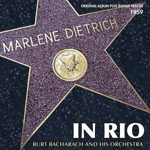 Marlene Dietrich, Burt Bacharach and His Orchestra 歌手頭像