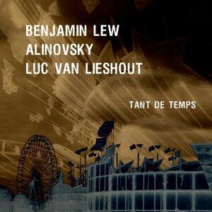 Benjamin Lew, Alinovsky, Luc Van Lieshout 歌手頭像