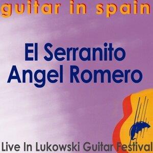 El Serranito, Angel Romero 歌手頭像