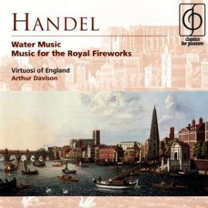 Virtuosi of England/Arthur Davison