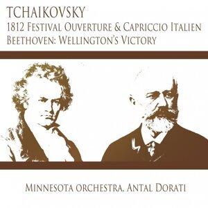 Minnesota Orchestra, Antal Dorati, London Symphony Orchestra 歌手頭像