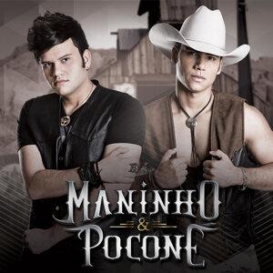 Maninho & Poconé 歌手頭像