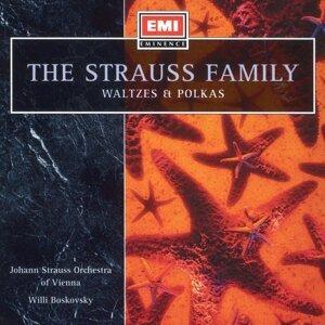 Willi Boskovsky/Wiener Johann Strauss-Orchester/Wiener Symphoniker 歌手頭像