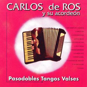 Carlos de Ros y Su Acordeón 歌手頭像