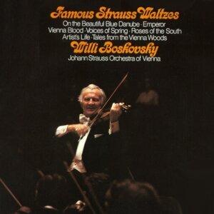 Wiener Johann Strauss Orchester/Willi Boskovsky