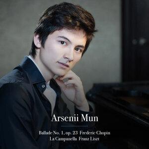 Arsenii Mun 歌手頭像