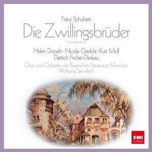 Wolfgang Sawallisch/Helen Donath/Nicolai Gedda/Dietrich Fischer-Dieskau/Kurt Moll 歌手頭像