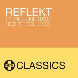 Reflekt Feat. Delline Bass 歌手頭像