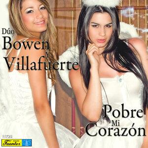 Dúo Bowen y Villafuerte 歌手頭像