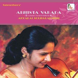 Akkarai Subhalakshmi 歌手頭像
