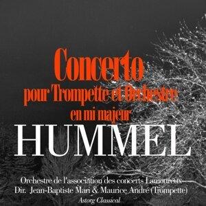 Orchestre de l'association des concerts Lamoureux, Jean-Baptiste Mari, Maurice André 歌手頭像