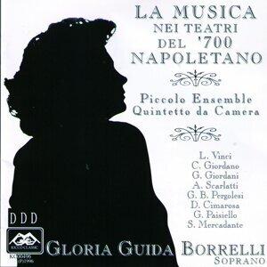 Gloria Guida Borrelli, Piccolo Ensemble Quintetto da Camera 歌手頭像