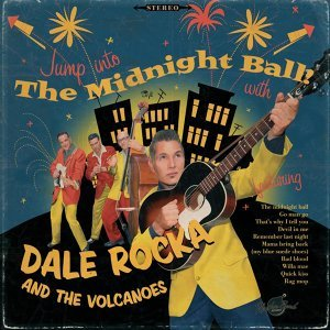 Dale Rocka and The Volcanos 歌手頭像