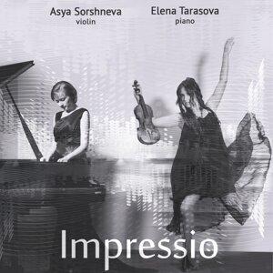 Asya Sorshneva, Elena Tarasova 歌手頭像