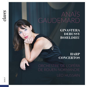 Anaïs Gaudemard 歌手頭像