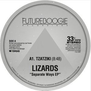 Lizards 歌手頭像