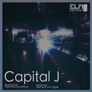 Capital J 歌手頭像