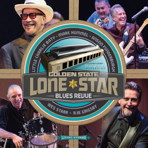 Golden State Lone Star Blues Revue 歌手頭像