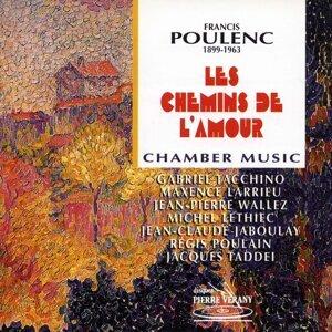 Gabriel Tacchino, Maxence Larrieu, Jean-Pierre Wallez, Michel Lethiec, Jean-Claude Jaboulay, Régis Poulain, Jacques Taddei 歌手頭像