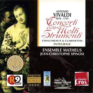 Ensemble Matheus, Spinosi Christophe 歌手頭像