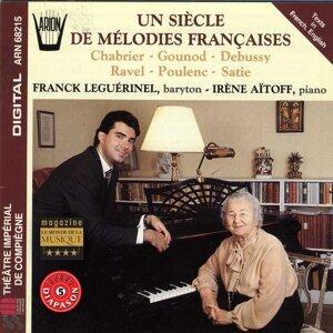 Franck Leguérinel, Irène Aïtoff 歌手頭像
