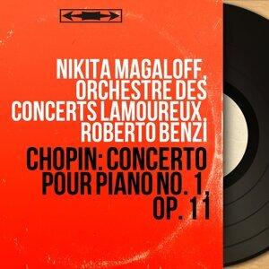Nikita Magaloff, Orchestre des Concerts Lamoureux, Roberto Benzi 歌手頭像