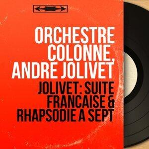 Orchestre Colonne, André Jolivet 歌手頭像