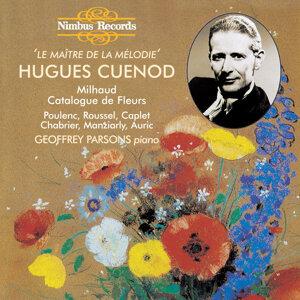 Hugues Cuenod, Geoffrey Parsons 歌手頭像