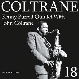 Kenny Burrell Quintet, John Coltrane 歌手頭像