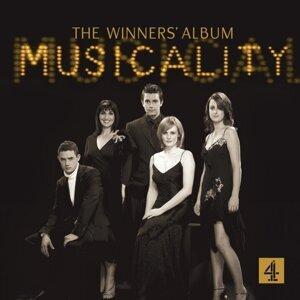 Musicality Winners 歌手頭像