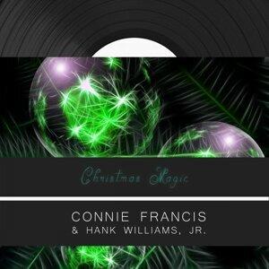 Connie Francis & Hank Williams, Jr. 歌手頭像