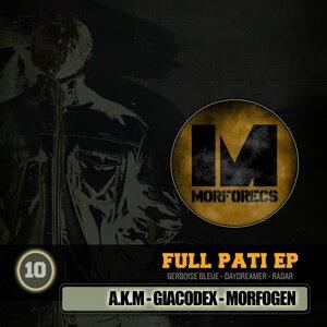 A.K.M, Giacodex, Morfogen 歌手頭像